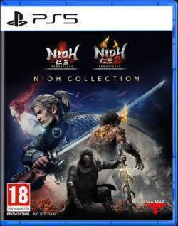 Ps5 The Nioh Collection