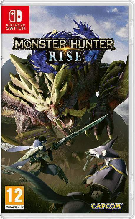 Nintendo Switch Monster Hunter Rise