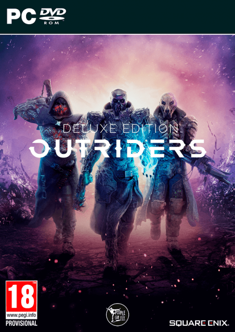 PC Outriders Deluxe Edition