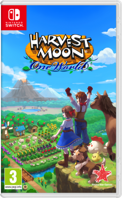 Nintendo Switch Harvest Moon: One World