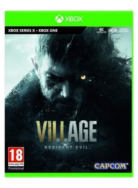 Xbox One/Series X Resident Evil VIIIage