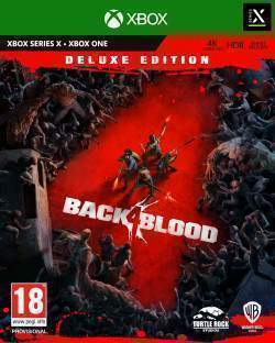 Xbox One Back 4 Blood Deluxe Edition