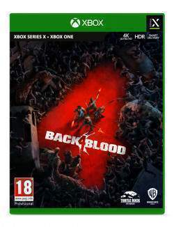 Xbox One Back 4 Blood