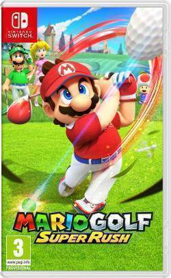 Nintendo Switch Mario Golf: Super Rush