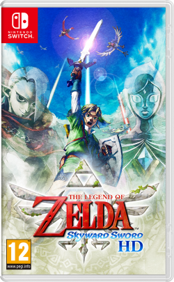 Nintendo Switch The Legend of Zelda: Skyward Sword HD