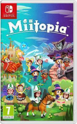 Nintendo Switch Miitopia