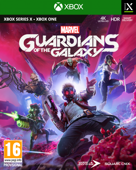 Xbox Marvel's Guardians of the Galaxy