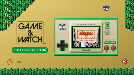 Consola Game & Watch™: The Legend of Zelda™