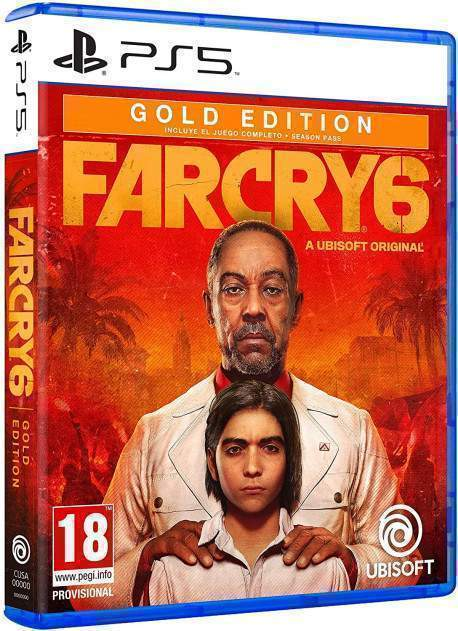 Ps5 Far Cry 6 Gold Edition